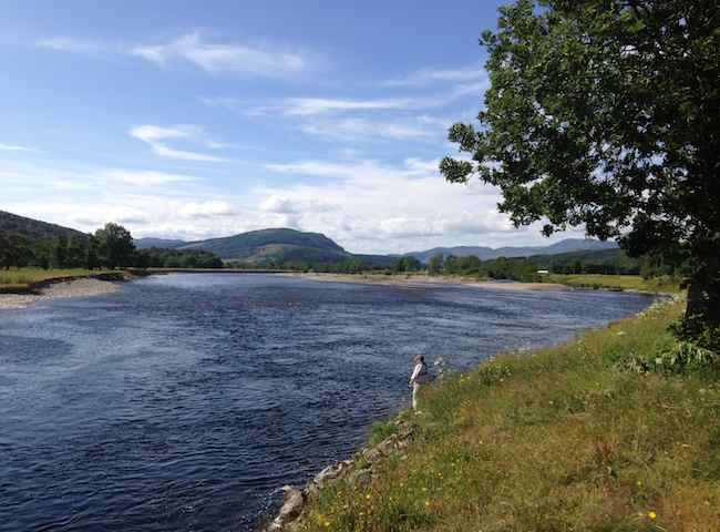 The Beautiful Salmon Rivers Of Scotland